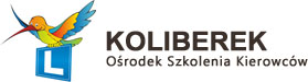 Ośrodek Szkolenia Kierowców Koliberek- Logo