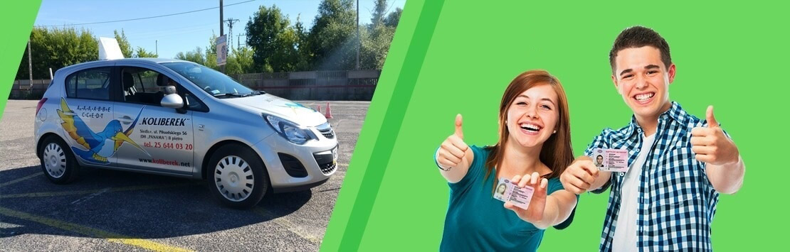 baner - prawo jazdy w Siedlcach na wszystkie kategorie