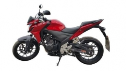 kategoria prawa jazdy A2-motocykl Honda CB500F